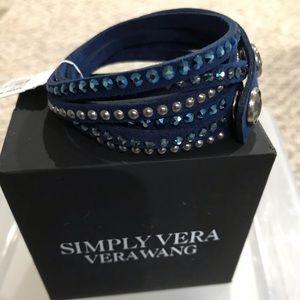 New with Tag Crystal Wrap Bracelet